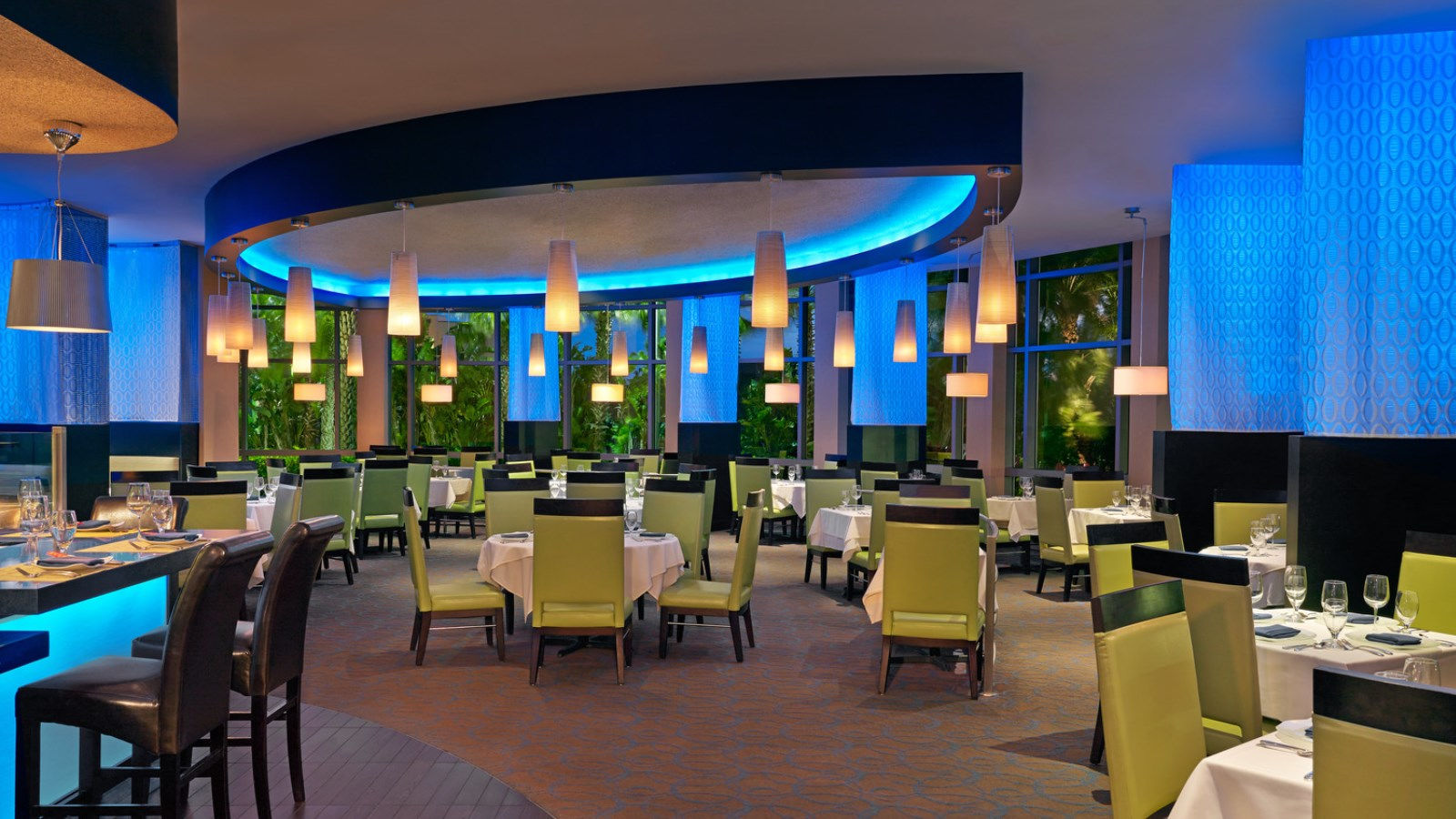 AQUA Restaurant | The Westin Tampa Bay