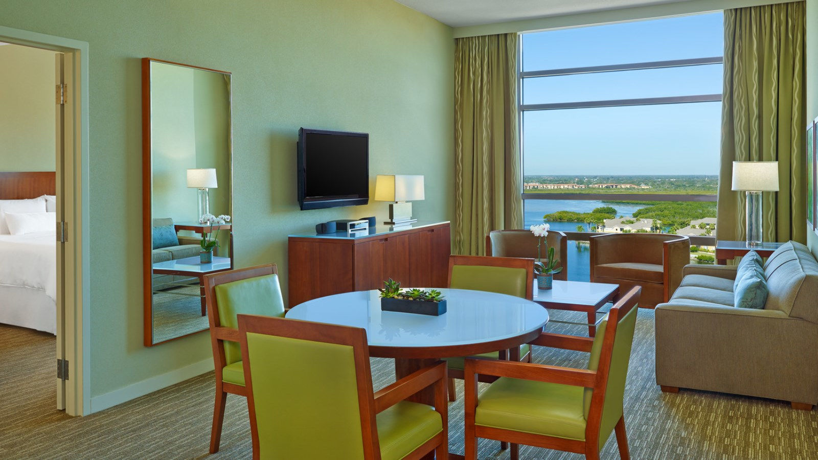 The Westin Tampa Bay | Suites